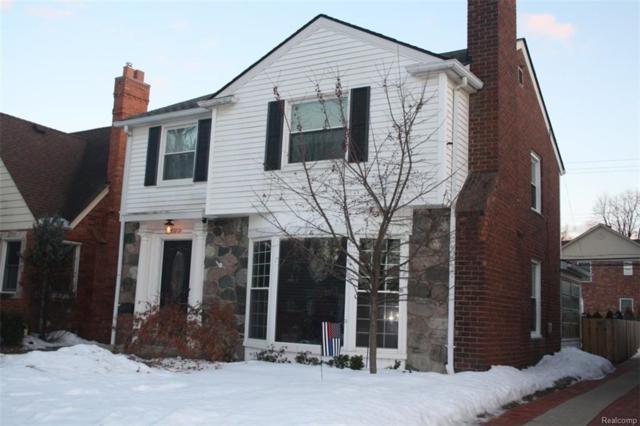 22821 Sheridan Street, Dearborn, MI 48128 (#218012902) :: RE/MAX Classic