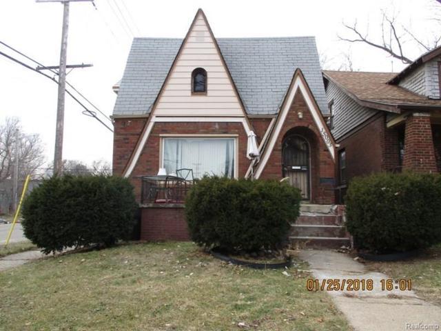 15003 Manor Street, Detroit, MI 48238 (#218012909) :: RE/MAX Classic