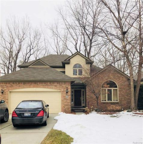 22 Turnberry Lane, Dearborn, MI 48120 (#218012919) :: RE/MAX Classic