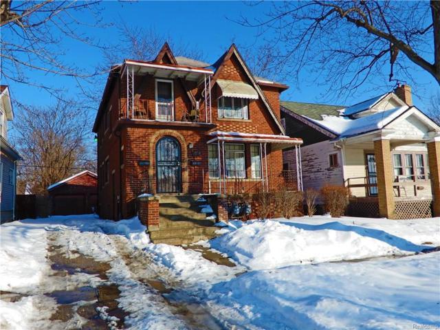 13340 Coyle Street, Detroit, MI 48227 (#218012927) :: RE/MAX Classic