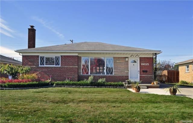 8625 Norborne Street, Dearborn Heights, MI 48127 (#218012972) :: RE/MAX Classic