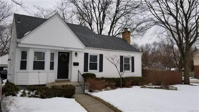 827 E 3RD Street, Royal Oak, MI 48067 (#218012986) :: RE/MAX Classic