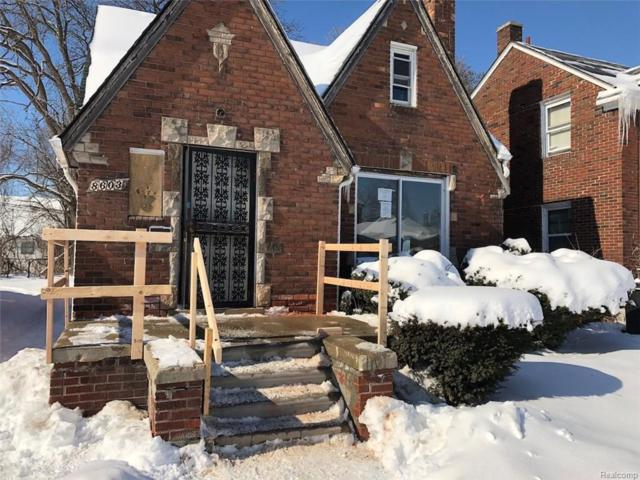 8603 Terry Street, Detroit, MI 48228 (#218012989) :: RE/MAX Classic