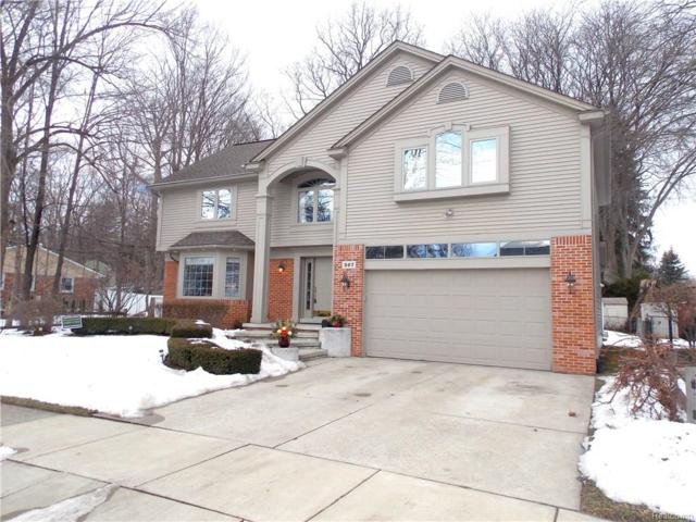 307 Edmund Avenue, Royal Oak, MI 48073 (#218013016) :: RE/MAX Classic