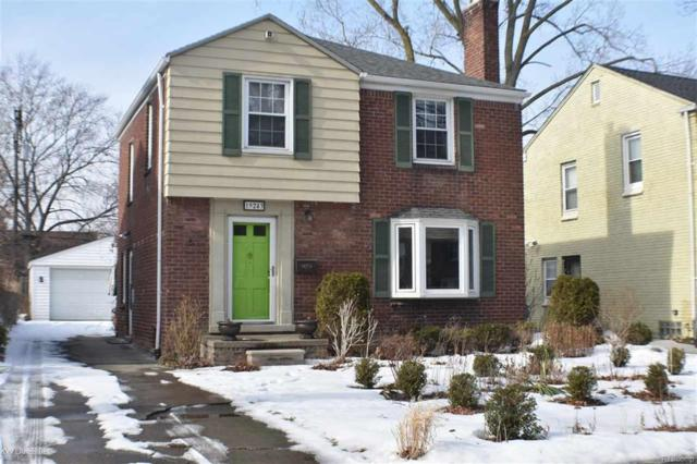 19243 Linville, Grosse Pointe Woods, MI 48236 (MLS #58031340342) :: The Toth Team