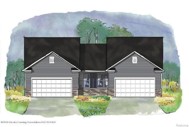 2324 Fieldstone Drive #17, Meridian Charter Twp, MI 48864 (#630000223515) :: Duneske Real Estate Advisors