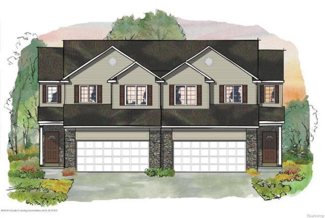 2334 Fieldstone Drive #20, Meridian Charter Twp, MI 48864 (#630000223516) :: Duneske Real Estate Advisors