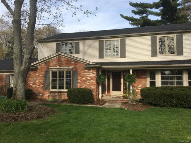 535 Whitehall Road, Bloomfield Hills, MI 48304 (#218013114) :: RE/MAX Classic