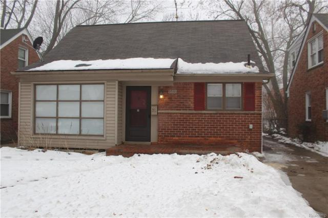 9591 Lenore, Redford Twp, MI 48239 (#218013166) :: RE/MAX Classic