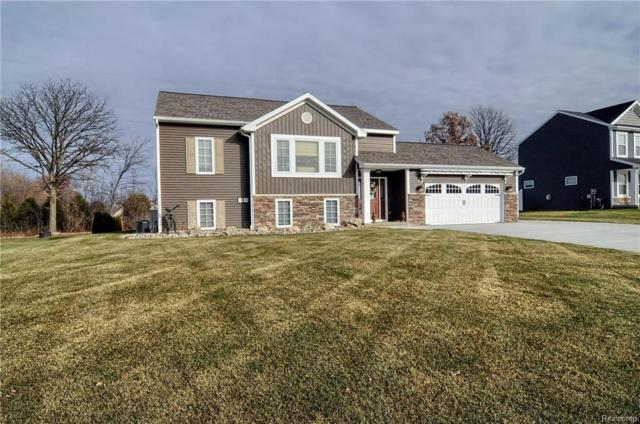 4310 Pebble Creek Boulevard, Burton, MI 48439 (MLS #218013330) :: The Toth Team