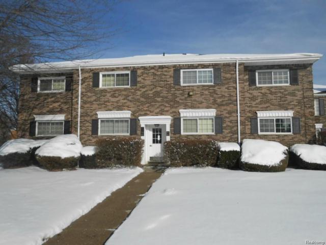 693 Fox Hills Drive E #73, Bloomfield Twp, MI 48304 (#218013520) :: RE/MAX Classic