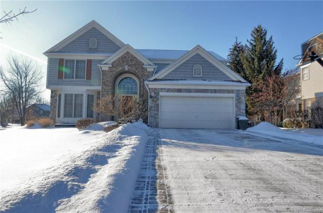 1880 Midchester Drive, West Bloomfield Twp, MI 48324 (MLS #218013535) :: The Toth Team