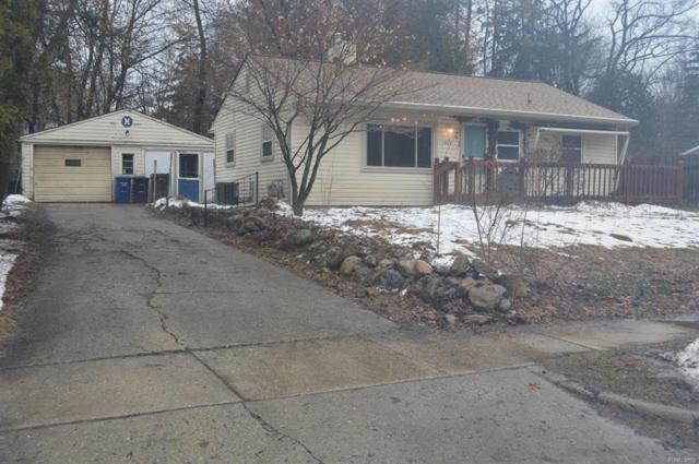 1507 Chandler Road, Ann Arbor, MI 48105 (#543254458) :: RE/MAX Classic