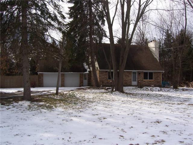 40697 Six Mile Road N, Northville Twp, MI 48168 (#218013624) :: RE/MAX Classic