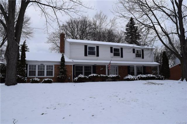 29998 Barwell Road, Farmington Hills, MI 48334 (#218013642) :: RE/MAX Classic