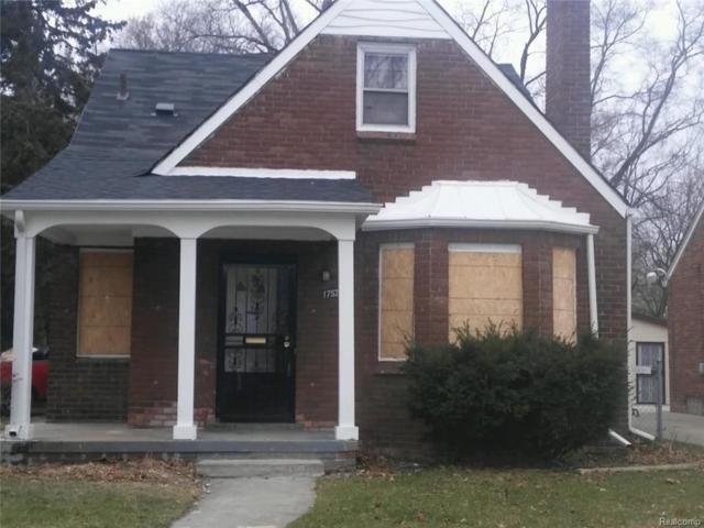 17527 Lesure Street, Detroit, MI 48235 (#218013722) :: Metro Detroit Realty Team | eXp Realty LLC