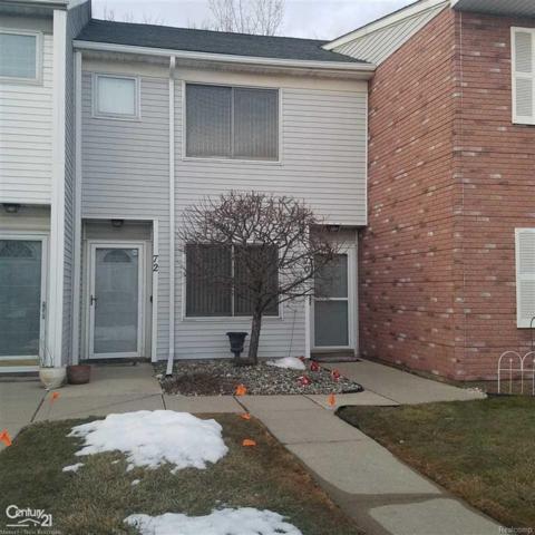 72 Rosebud, Mount Clemens, MI 48043 (#58031340497) :: Duneske Real Estate Advisors