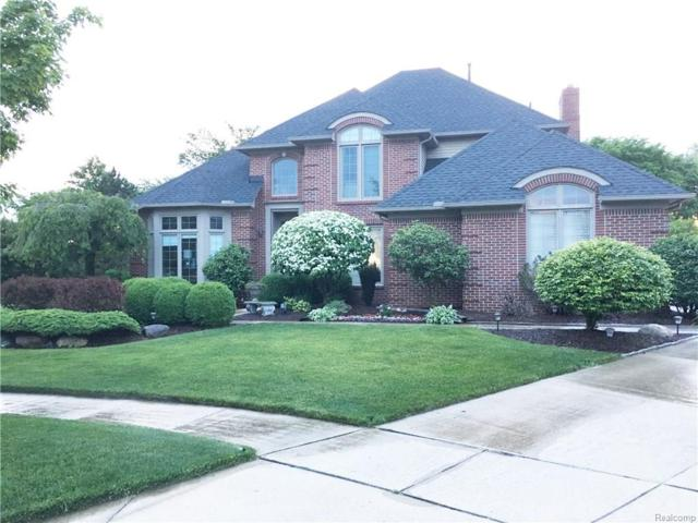 139 Mornington Court, Canton Twp, MI 48188 (#218013955) :: RE/MAX Classic