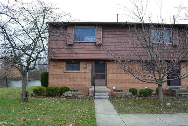 3626 Old Creek, Troy, MI 48084 (#58031340557) :: Duneske Real Estate Advisors