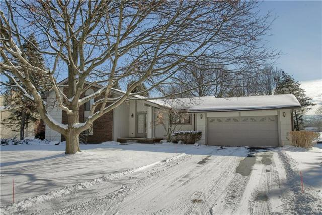 29235 Creek Bend Drive, Farmington Hills, MI 48331 (#218014048) :: RE/MAX Classic