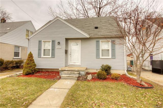 24054 Chicago Street, Dearborn, MI 48124 (#218014181) :: RE/MAX Classic