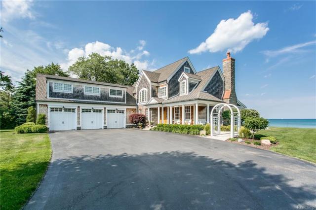 5722 Lakeshore Road, Fort Gratiot Twp, MI 48059 (#218014207) :: Simon Thomas Homes