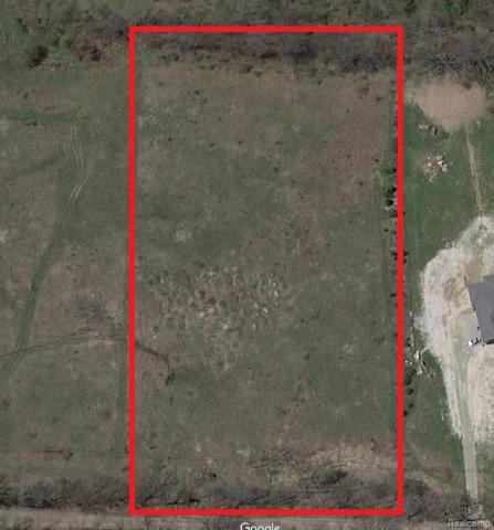 Vacant Rush, Oakland Twp, MI 48306 (#218014291) :: The Buckley Jolley Real Estate Team