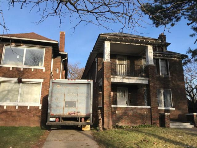 8768 Dexter Avenue, Detroit, MI 48206 (#218014386) :: Duneske Real Estate Advisors