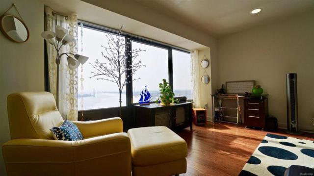 1001 W Jefferson Avenue 27D, Detroit, MI 48226 (#543254534) :: Duneske Real Estate Advisors