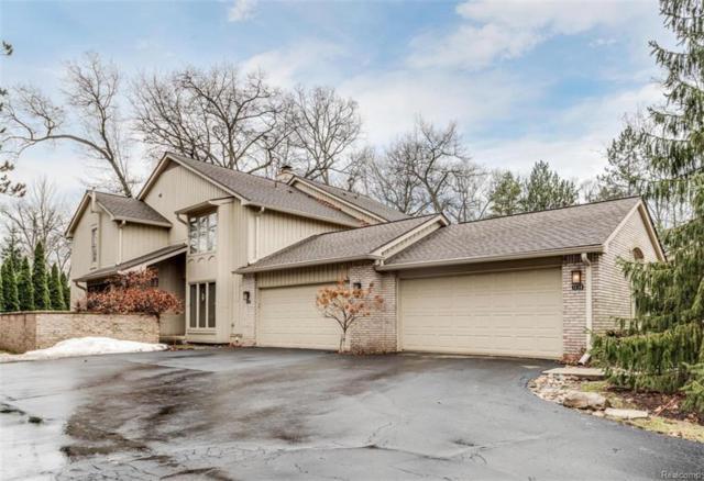 1234 Woodcrest Circle, Bloomfield Twp, MI 48304 (#218014618) :: Duneske Real Estate Advisors