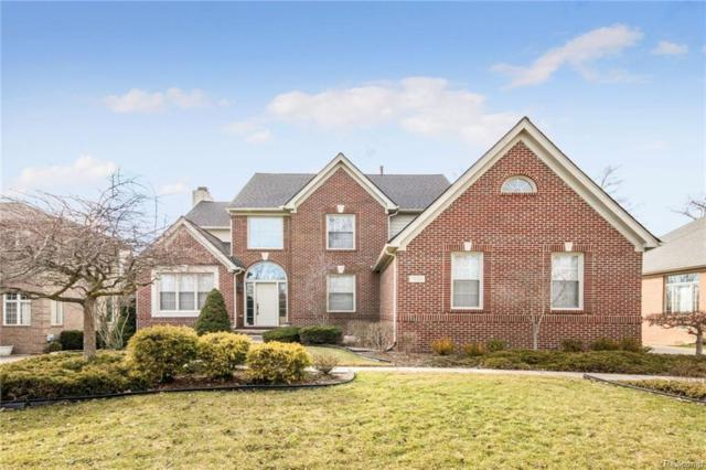7022 Yarmouth Drive, West Bloomfield Twp, MI 48322 (#218014690) :: RE/MAX Classic