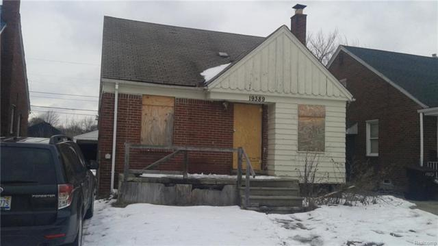 19389 Fairport Street, Detroit, MI 48205 (#218014697) :: RE/MAX Classic