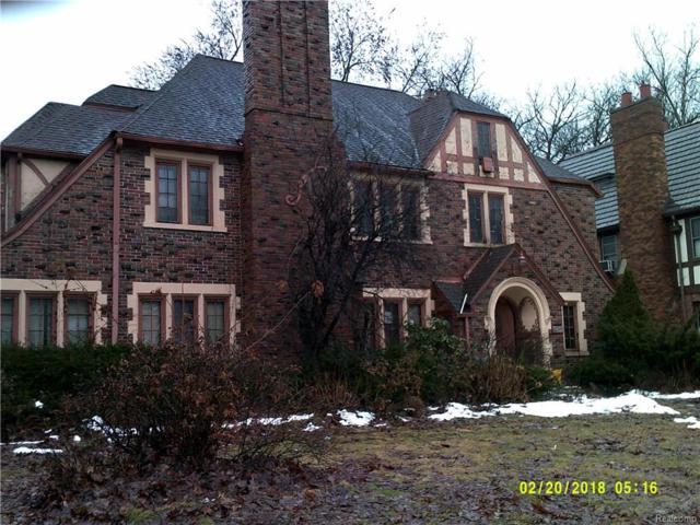 19435 Canterbury Road, Detroit, MI 48221 (#218014740) :: RE/MAX Classic