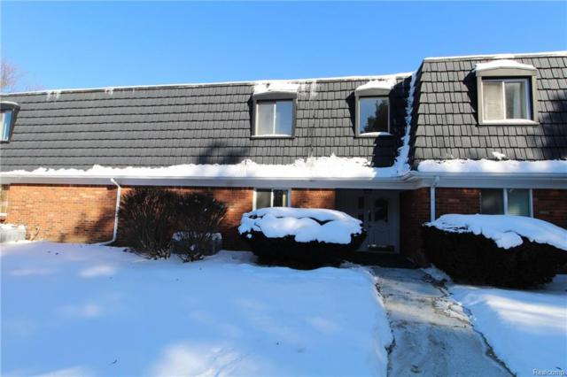 1830 Colonial Village Way, Waterford Twp, MI 48328 (#218014743) :: RE/MAX Classic