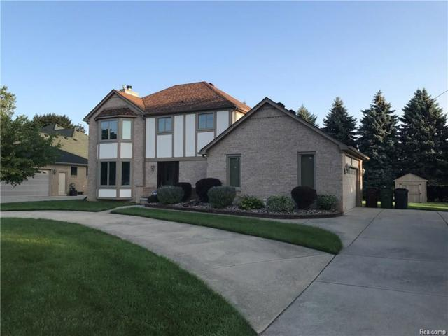 13249 22 MILE Road, Shelby Twp, MI 48315 (#218014812) :: RE/MAX Classic