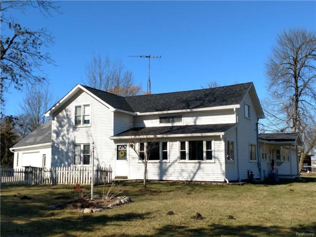4790 Yankee Road, Saint Clair Twp, MI 48079 (#218014915) :: The Buckley Jolley Real Estate Team