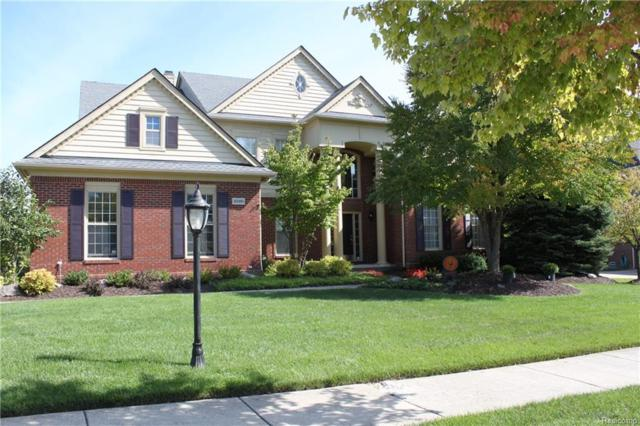 46986 Sunnybrook Lane, Novi, MI 48374 (#218014918) :: Duneske Real Estate Advisors