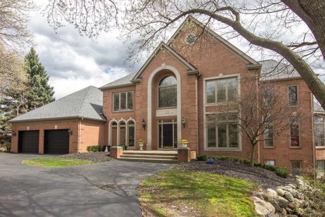 5528 Saint Andrew Drive, Independence Twp, MI 48348 (MLS #218015051) :: The Toth Team