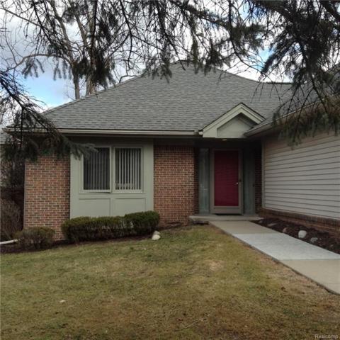 21445 Archwood Circle, Farmington Hills, MI 48336 (#218015062) :: Duneske Real Estate Advisors