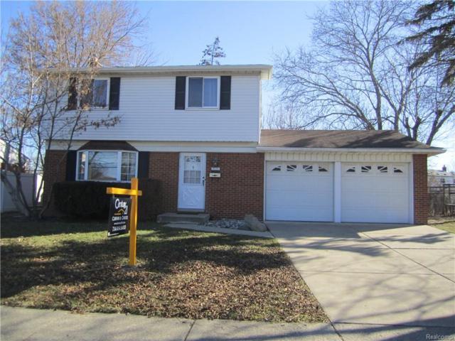 9775 Pardee Road, Taylor, MI 48180 (#218015094) :: Duneske Real Estate Advisors