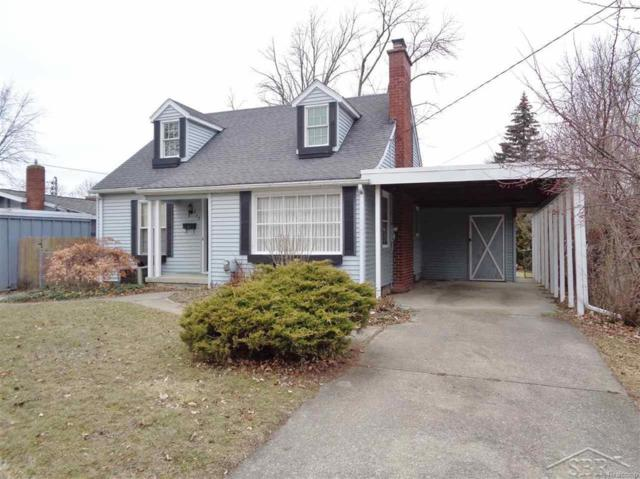 217 Reynick, Saginaw, MI 48602 (MLS #61031340816) :: The Toth Team