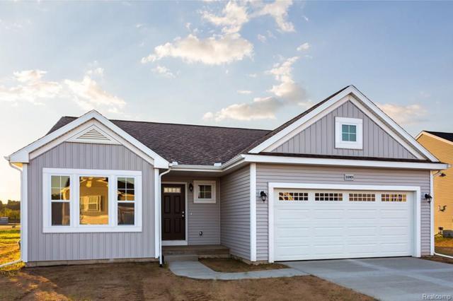 335 Saddlebrook Drive, Linden, MI 48451 (#218015188) :: Duneske Real Estate Advisors