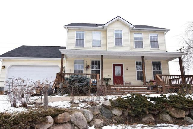 5389 Bentley Lake Road, Marion Twp, MI 48843 (#218015226) :: The Buckley Jolley Real Estate Team