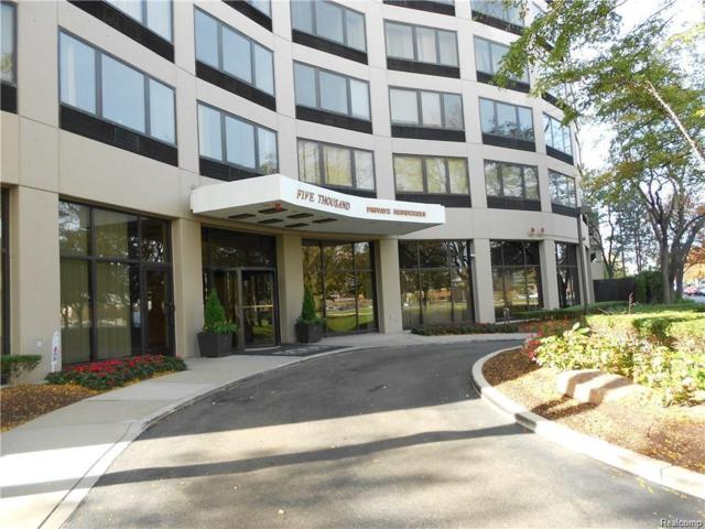 5000 Town Center #2803, Southfield, MI 48075 (MLS #218015385) :: The Toth Team