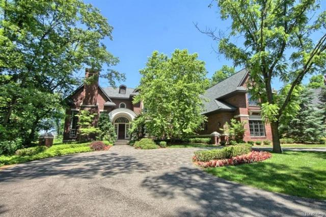 1881 Heron Ridge Drive, Bloomfield Twp, MI 48302 (#218015481) :: Duneske Real Estate Advisors