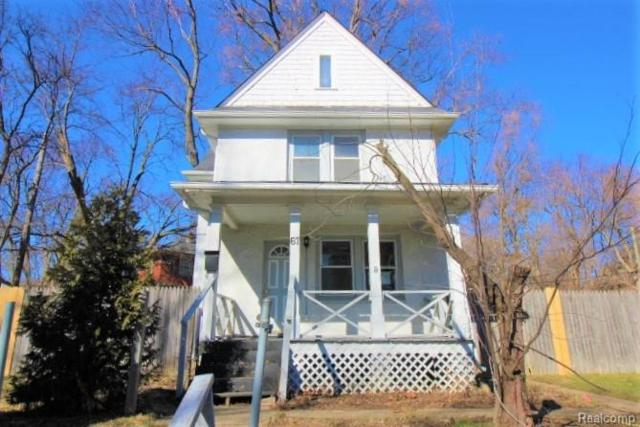 67 Gage Street, Pontiac, MI 48342 (#218015546) :: The Buckley Jolley Real Estate Team