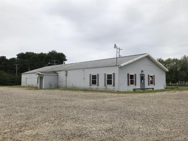 136 Concord Rd, JONESVILLE VLLG, MI 49250 (#53018006854) :: Duneske Real Estate Advisors