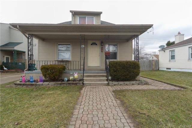 1628 Pagel Avenue, Lincoln Park, MI 48146 (#218015590) :: Duneske Real Estate Advisors