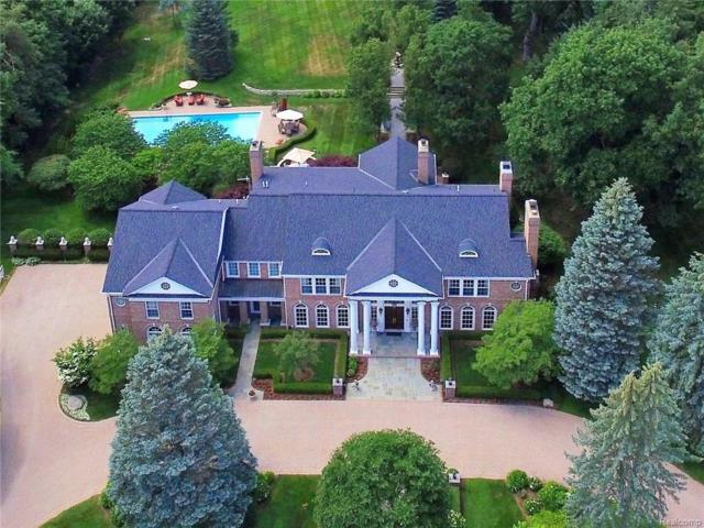 1115 Country Club Road, Bloomfield Hills, MI 48304 (#218015594) :: The Mulvihill Group