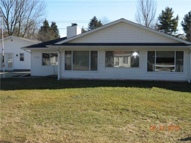 6386 Brookside Drive E, Forester Twp, MI 48427 (MLS #218015641) :: The Toth Team